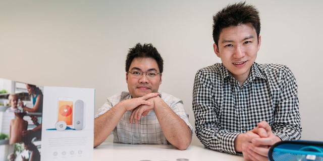 Dr Andrew Lin & Dr Hon Weng Chong