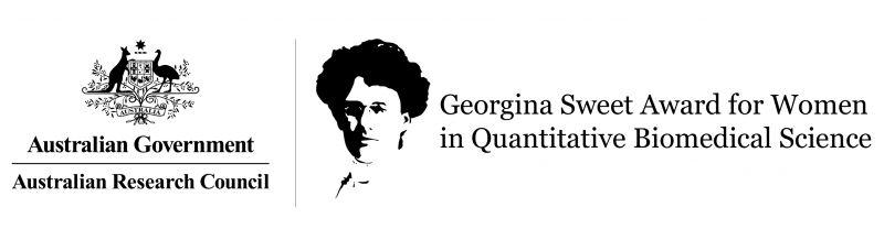 Georgina Sweet Awards - logo