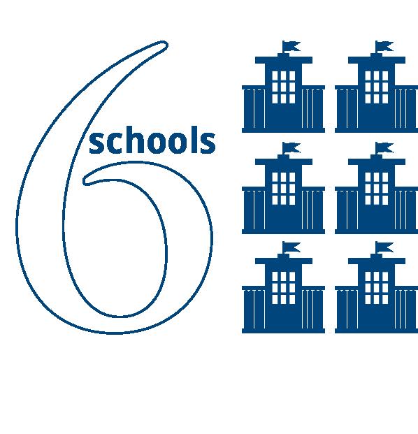 Six MDHS Schools