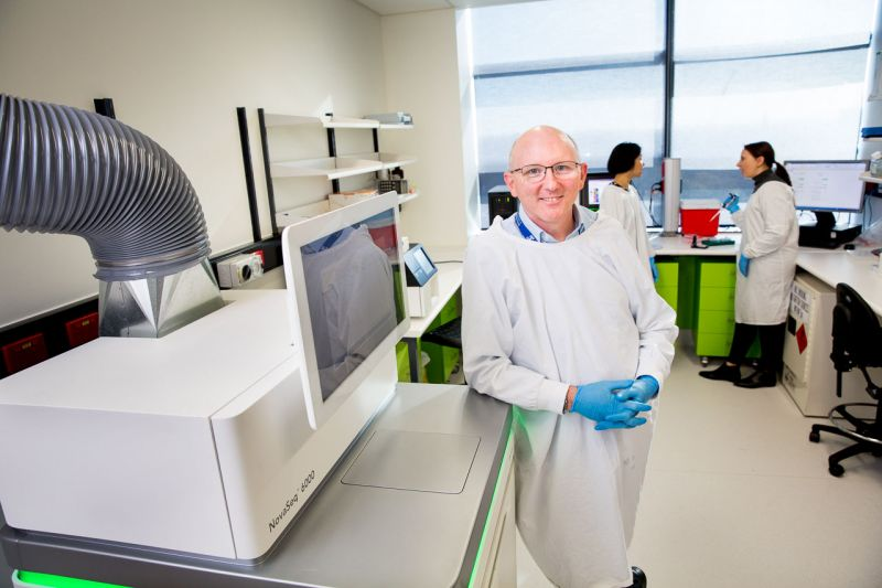Professor Sean Grimmond, University of Melbourne Centre for Cancer Research