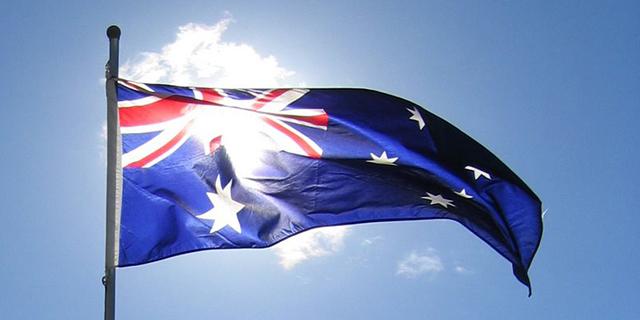 Australian Flag by Ryan Carr https://flic.kr/p/4RgMmA
