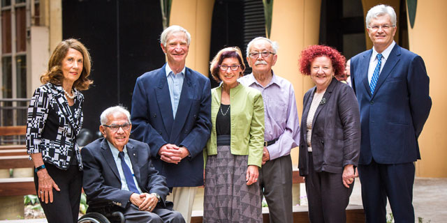 University of Melbourne awards