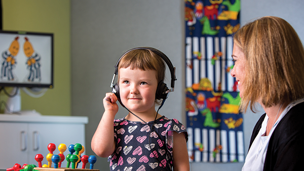 Image for Master of Clinical Audiology Information Session