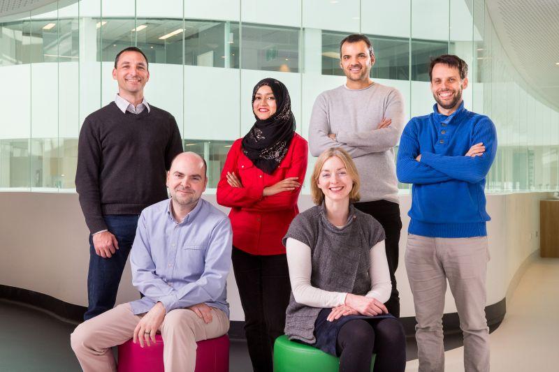 A/Prof Oliver Hofmann's Genomics Platform Group