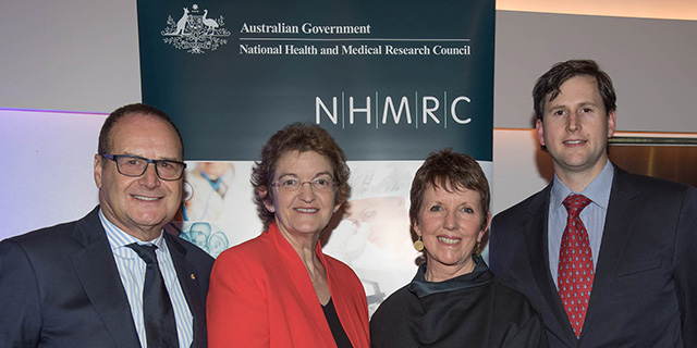 Top NHMRC research recognised