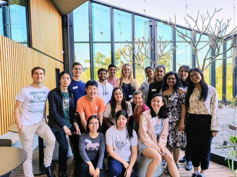 Student advocates 2020