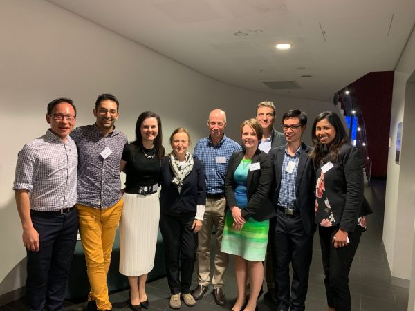 SPARK Melbourne with founders